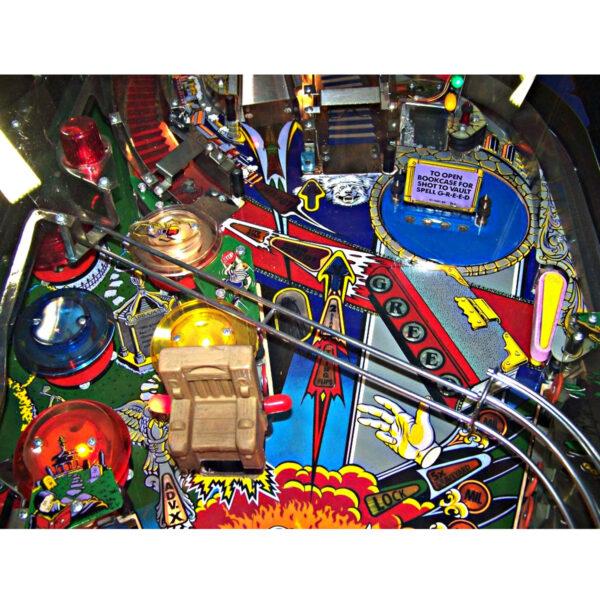Addams Family Pinball Machine 3