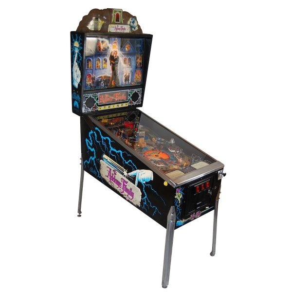 Addams Family Pinball Machine Cover