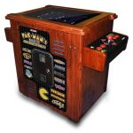 Arcade Party image 1 150x150 - Pac Mans Arcade Party Upright