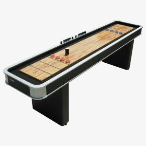 Atomic 9 first image 300x300 - Atomic 9' Platinum Shuffleboard Table