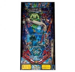 Avengers image 2 copy 300x287 - Avengers Pinball Machine by Stern