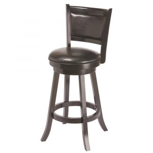 BBSTL BLK 300x300 - RAM Backed bar stool with swivel
