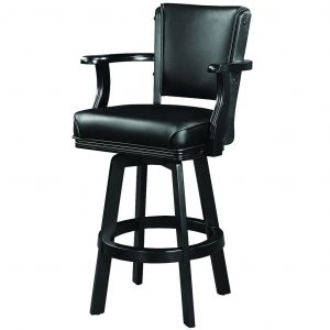 BSTL2 BLK 1024x1024 300x300 - RAM Game Room Barstool with Arms - Black Swivel