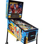 Baywatch Pinball Machine 9