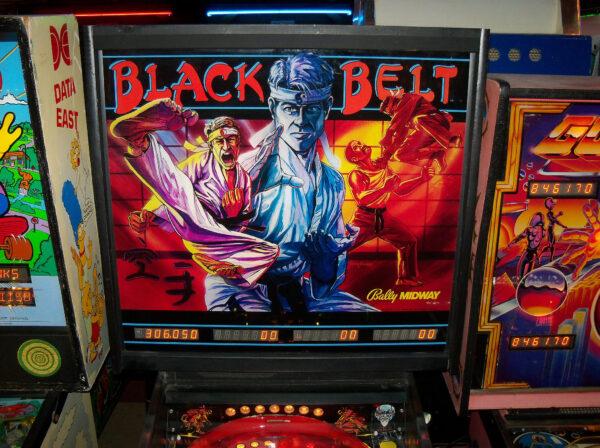 Black Belt image 1
