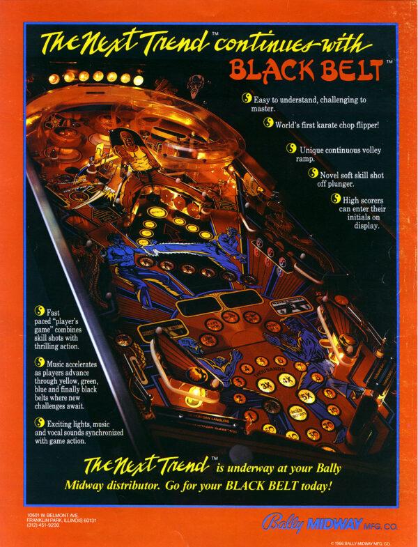 Black Belt image 9