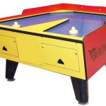 Boomarang face off 150x150 - Great American Laser Air Hockey Table