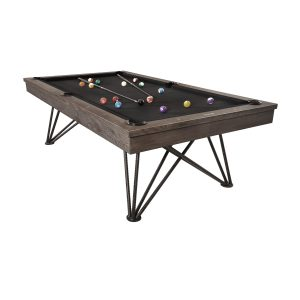 Dauphine pool table by Imperial Billiards