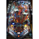 Demolition Man Pinball Machine Playfield
