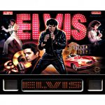 Elvis Pinball Machine