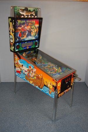Fish Tales 1 300x451 - Fish Tales Pinball by Williams