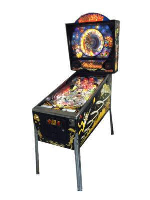 Hur 1 300x400 - HURRICANE - Pinball Machine