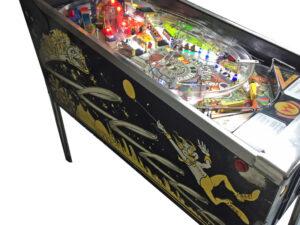 Hur 11 300x225 - HURRICANE - Pinball Machine