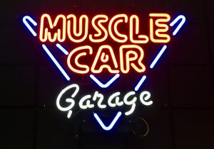 IMG E6199 300x210 - Muscle Car Garage Neon Sign