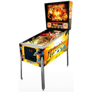Indiana Jones 1 300x300 - Indiana Jones: The Pinball Adventure