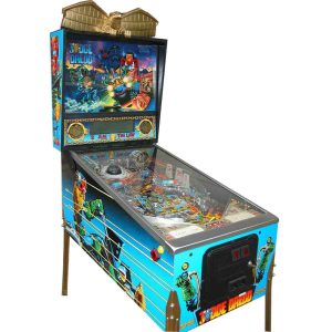 Judge Dredd 1 300x300 - Judge Dredd Pinball Machine