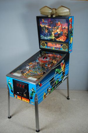 Judge Dredd 8 300x452 - Judge Dredd Pinball Machine