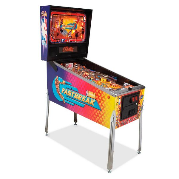 NBA Fastbreak Pinball Machine by Midway