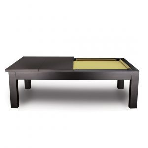 Penelope Billiard Table with Dining Top