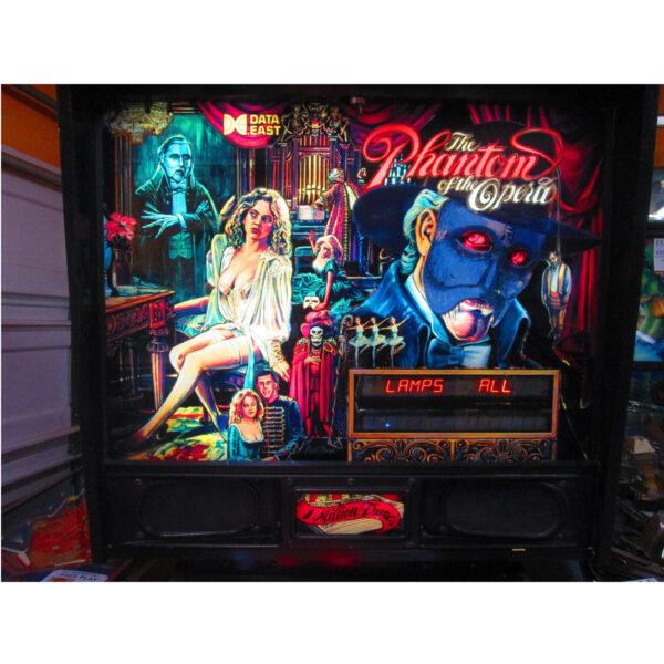 Phantom of the Opera Pinball 7