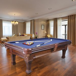 Ramsey Pool Table by Prestige Billiards