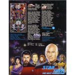 Star Trek Next Generation Pinball Flyer 2