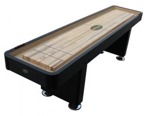 "Starnard first image 300x240 - Berner ""The Standard"" 12-foot Shuffleboard Table"