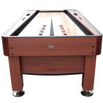 The Rebound Shuffleboard Table Cherry