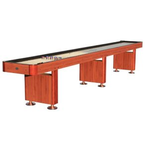 The Standard Shuffleboard Table Cherry