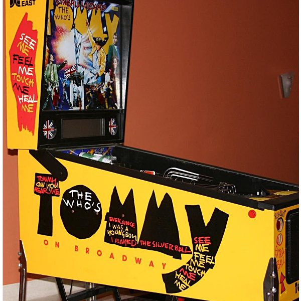 The Who's Tommy Pinball Machine 11