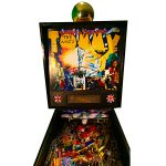 The Who's Tommy Pinball Machine 13