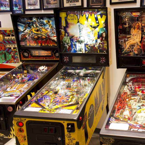The Who's Tommy Pinball Machine 5