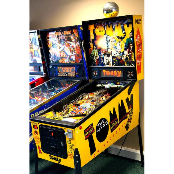 The Who's Tommy Pinball Machine 7