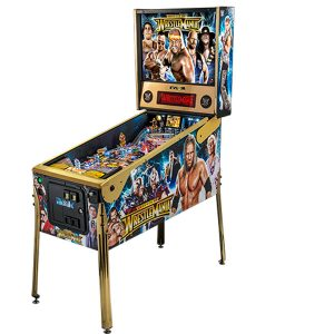 WWE image 1cd 300x300 - Legends of WrestleMania – pinball machine