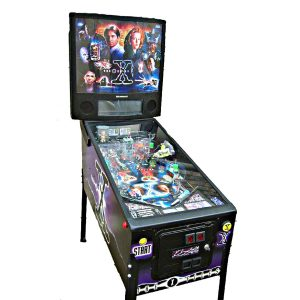 X-Files Pinball Machine