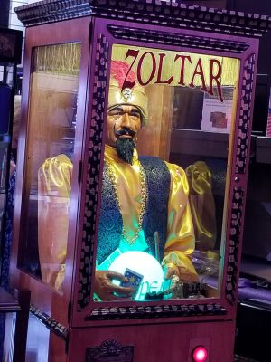 Zoltar Fortune-Telling Machine