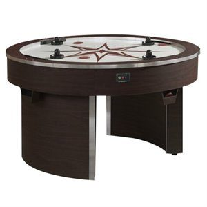american heritage round 300x300 - American Heritage Orbit Eliminator 4 Player Air Hockey Game