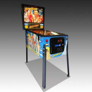 baywatch image 1 300x300 - Baywatch pinball machine