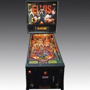 elvis image 1 300x300 - Elvis pinball machine by Sterns