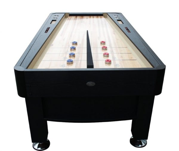 The Rebound Shuffleboard Table by Berner Billiards