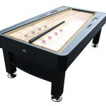 The Rebound Shuffleboard Table by Berner Billiards