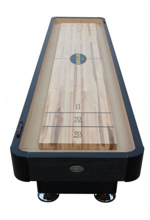 "shufb2 28 detail 300x440 - Berner ""The Standard"" 12-foot Shuffleboard Table"