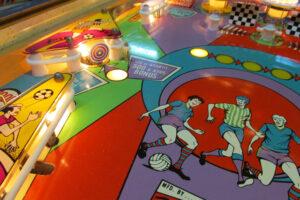 soccer image 6 300x200 - Soccer Pinball Machine