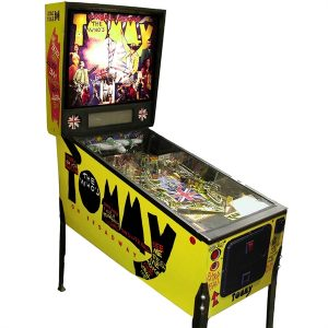 tommy image 1 300x300 - The Who's Tommy Pinball Machine