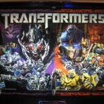 Transformers Pinball Machine by Stern