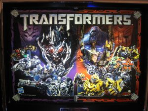 transformers image 2 300x225 - Transformers Limited Edition Combo Pinball Machine