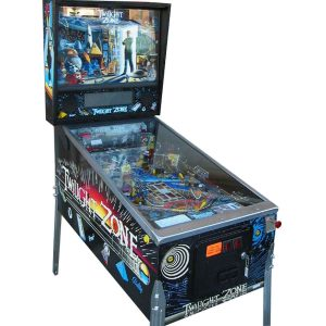 twilight zone image 1 300x300 - Twilight Zone Pinball Machine