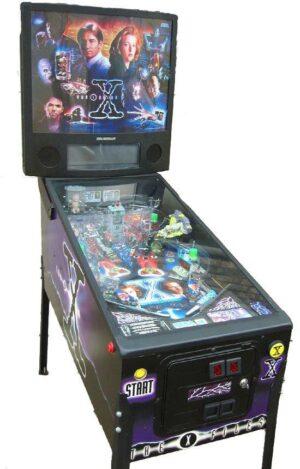 x files image 1 300x469 - X-Files Pinball Machine