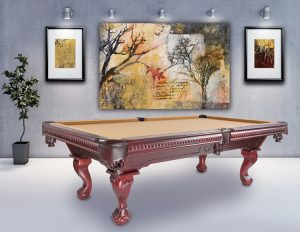 Cape Town Billiard Table 300x232 - Cape Town Pool Table