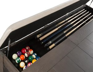Carmel Pool Table by Presidential Billiards